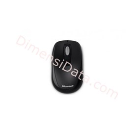 Jual MICROSOFT Wireless Mobile Mouse 1000 [2CF-00005]
